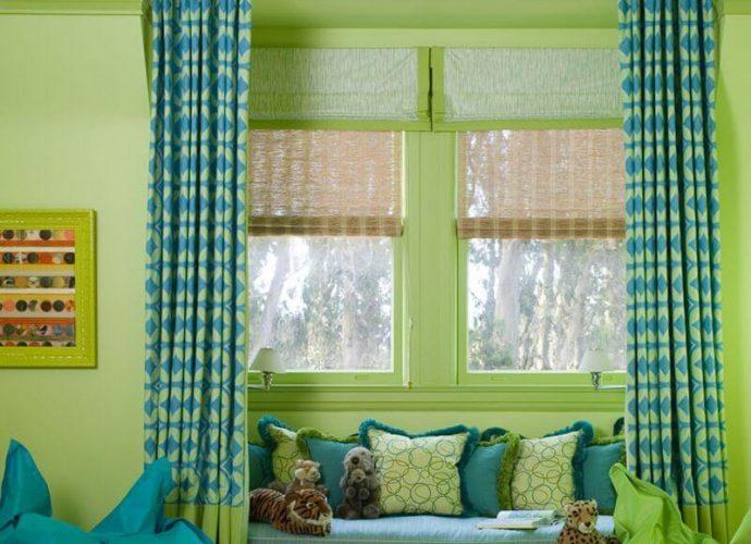 цветные окна